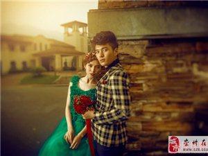 平胸新娘拍摄婚纱照的要点 崇州佳佳婚纱摄影
