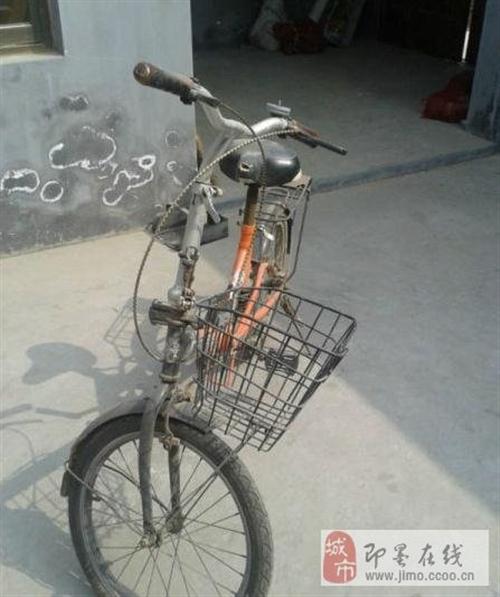 自用自行车转让给?#34892;?#35201;的朋友