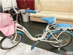 长阳王女士380转让9成新自行车一辆