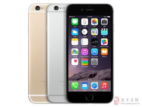 出售全新苹果6PLUS金色