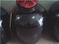陶土酒缸出售
