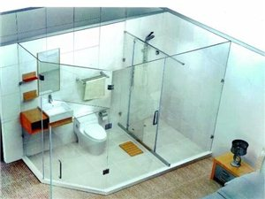 淋浴房          装修必备
