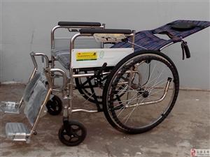 新折叠轮椅