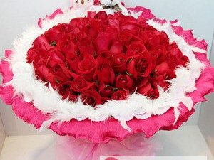 鄂州红玫瑰鲜花店