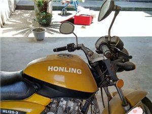 出售二手鈴木摩托車
