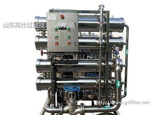 供应超滤水处理设备反渗透设备EDI超纯水设备电泳