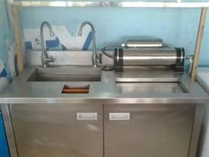 一站式水吧设备急转16000元,接手可营利.