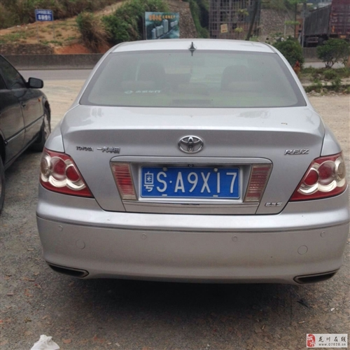 2008款丰田锐志2.5S