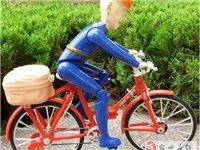 光頭強騎車 電動自行車