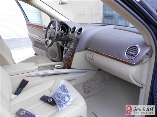 转让美规08奔驰GL450,车好价不高