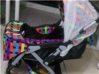 出售九成新嬰兒車