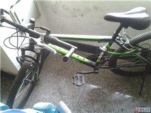 赛福特减震山地自行车