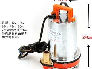 售電動車水泵,直流水泵,電摩水泵