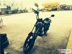出售改装双缸250摩托一辆