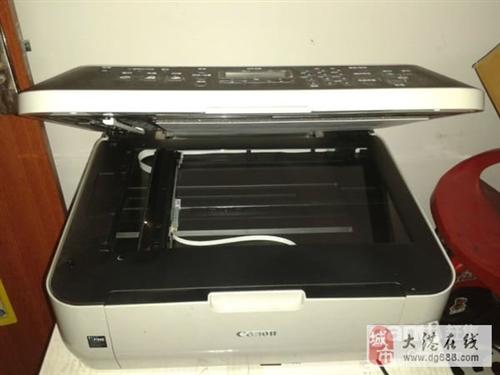 佳能打印复印扫描多功能一体机