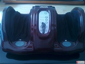 全新健尔马足疗机,带遥控。