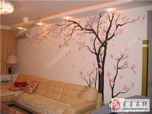 莒县三木手绘墙