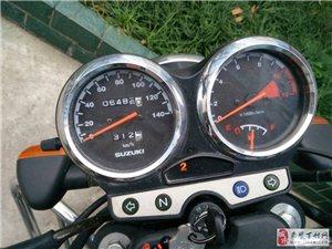 金沙国际网上娱乐轻骑铃木125摩托车