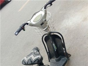 出售二手电动车一台,无缺点,接办就骑!