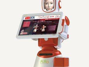 出租智能機器人 迎賓機器人 慶典禮儀展會設備租賃