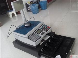 电子秤,收钱箱