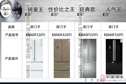 SIEMENS/西门子BCD-401W(KM