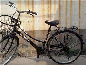 出售九成新捷马26自行车