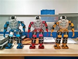 上海展會機器人