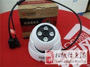 专业安装监控摄像头