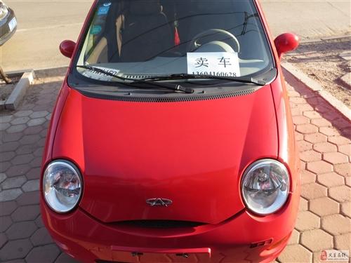 紅色QQ30.8帶助力電子表盤無事故備胎沒下過地
