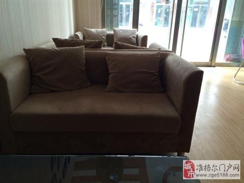 (出售)九成新二手沙发