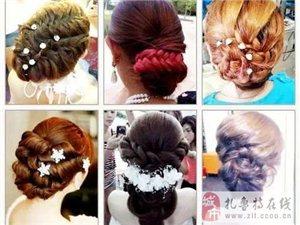 瑩瑩新娘當天化妝造型,早妝跟妝