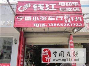 寧國錢江電動車