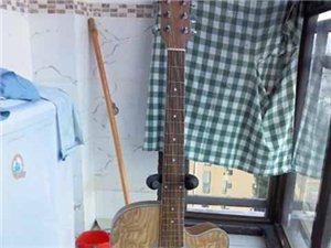 20、吉他L1141c寸民�{缺角木吉它低售860