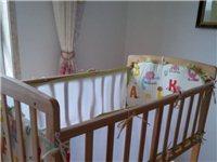卖婴儿床带床围