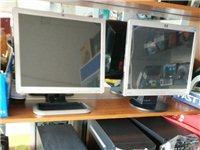 海安二手整機出售690元!)(含17液晶顯示器)