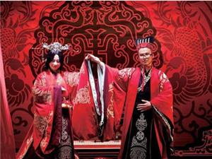 中國傳統正當道 漢服婚禮成追捧!華學華禮文化傳媒