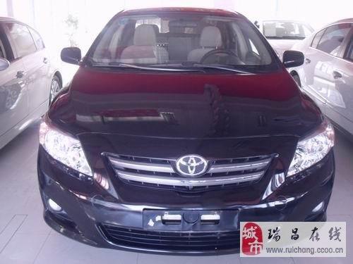急轉豐田卡羅拉1.6L自動擋精品車況