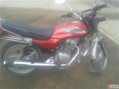 钱江125摩托出售