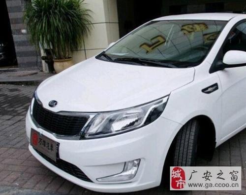 起亚K2 2012款 1.6 自动 Premium ECO