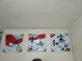 客厅卧室装饰无框画