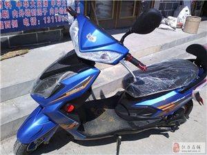 新買的電動摩托出售