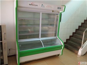 出售八成新展示柜(冰柜)