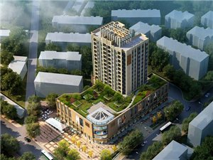 金盛广场商业楼
