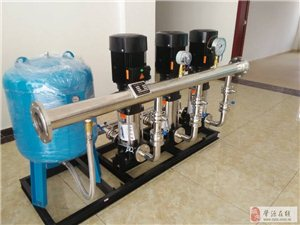 在湖北無負壓供水企業,博海增壓供水值得您的選擇?