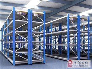 专业仓储货架厂供应中量型货架 大港货架批发 货架厂