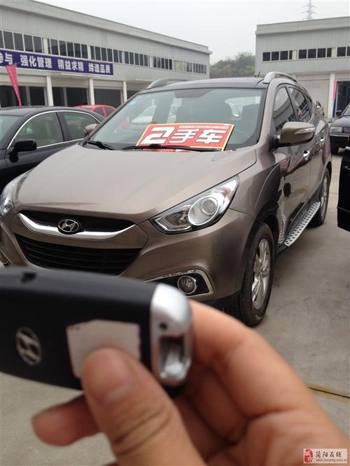出售精品车车,2011款现代ix35,价格不高喜欢