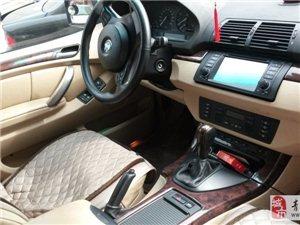 9成新2006款宝马X5SUV低价转让