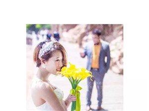 招远婚纱摄影。。个人,闺密,情侣写真高端制定!