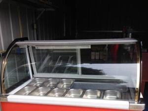 9成新冰柜一��